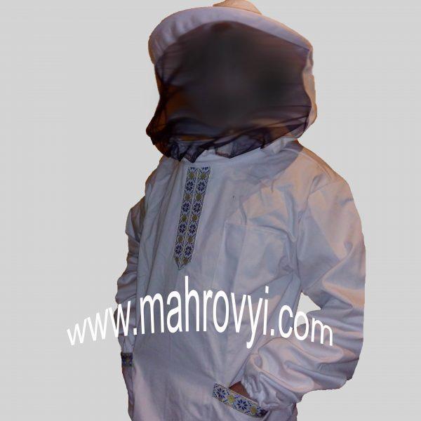 куртка пчеловода вышиванка