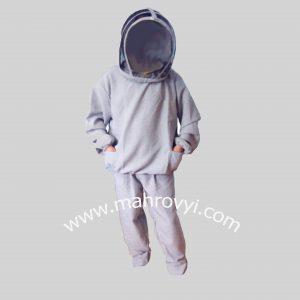 костюмы пчеловода с маской евро лен-габардин