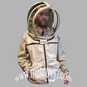 куртка пчеловода на молнии евро