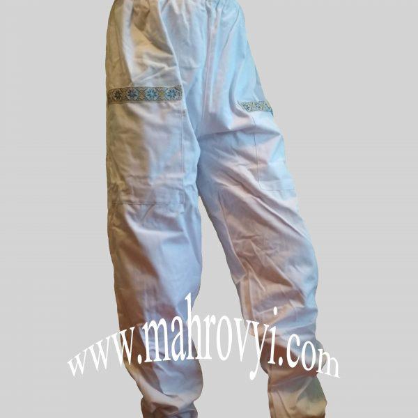 штаны к костюму пчеловода вышиванка