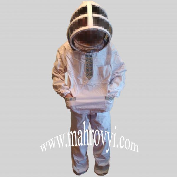 куртка для пчеловода вышиванка евро