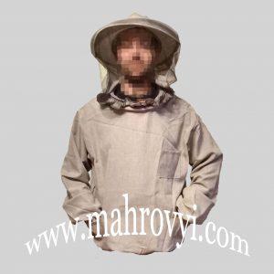 куртка пчеловода лен-габардин