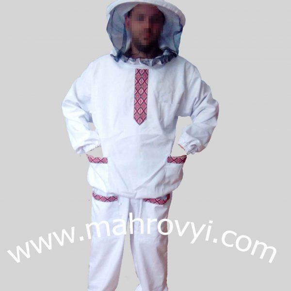 костюм пчеловода классический вышиванка