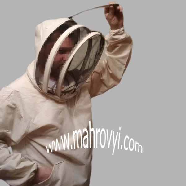 Евро куртка пчеловода бязь